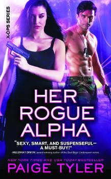 Layla Halliwell, HER ROGUE ALPHA, Paige Tyler, Excerpt, Guest Post, Bea's Book Nook
