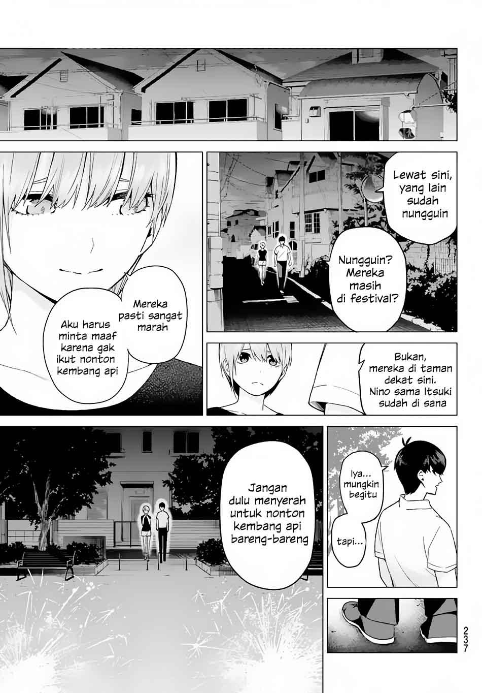 Go-toubun No Hanayome Chapter 12