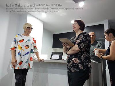 Satomi Wellard-Independent Stampin'Up! Demonstrator in Japan and Australia, #su, #stampinup, #cardmaking, #papercrafting, #rubberstamping, #stampinuponlineorder, #craftonlinestore, #papercrafting, #onstage #saradouglass #crazycraftersteammeeting #スタンピン #スタンピンアップ #スタンピンアップ公認デモンストレーター #ウェラード里美 #手作りカード #スタンプ #カードメーキング #ペーパークラフト #スクラップブッキング #ハンドメイド #オンラインクラス #スタンピンアップオンラインオーダー #スタンピンアップオンラインショップ #動画 #フェイスブックライブワークショップ #オンステージ #サラダグラス #クレージークラフターズ
