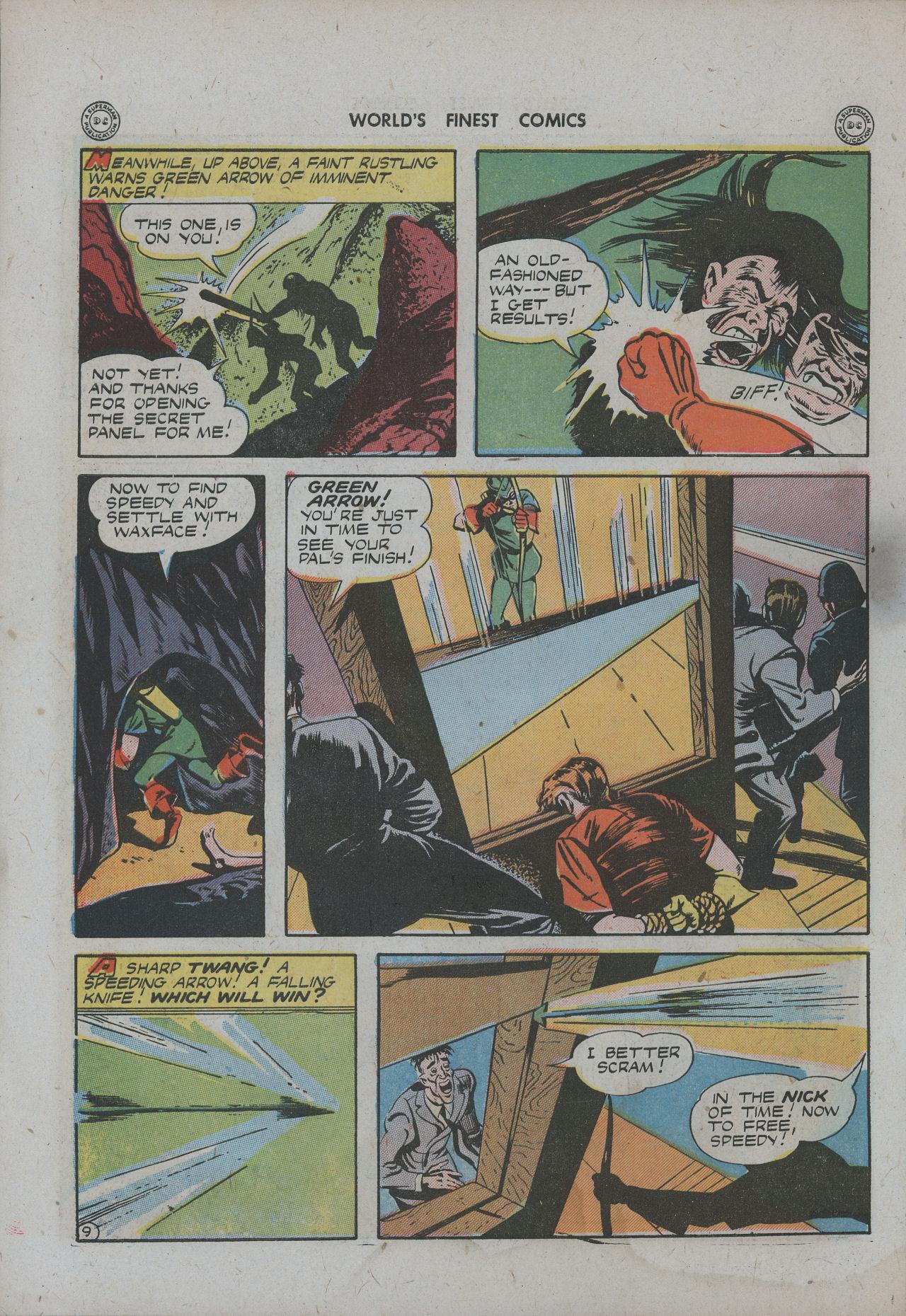 Read online World's Finest Comics comic -  Issue #15 - 45