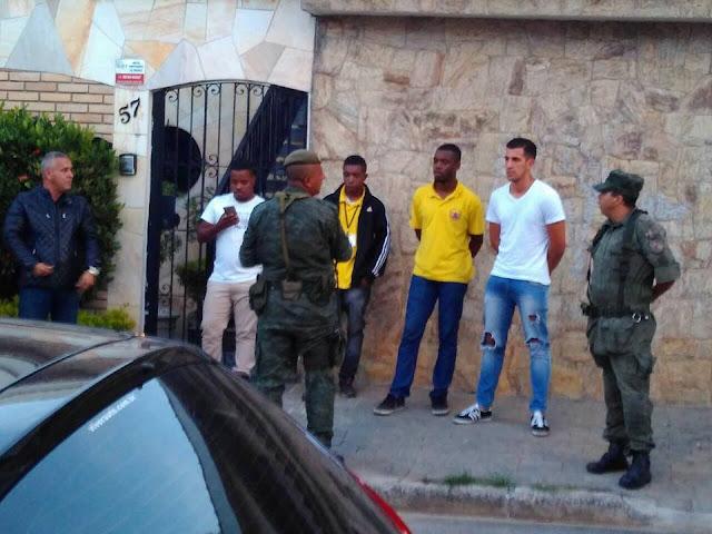 Guarda Civil de São Paulo detém quadrilha, PM pertencia ao bando