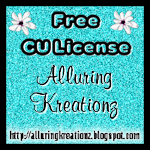 Alluring Kreationz Free CU License