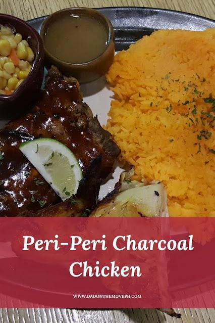 Peri-Peri Charcoal Chicken Review