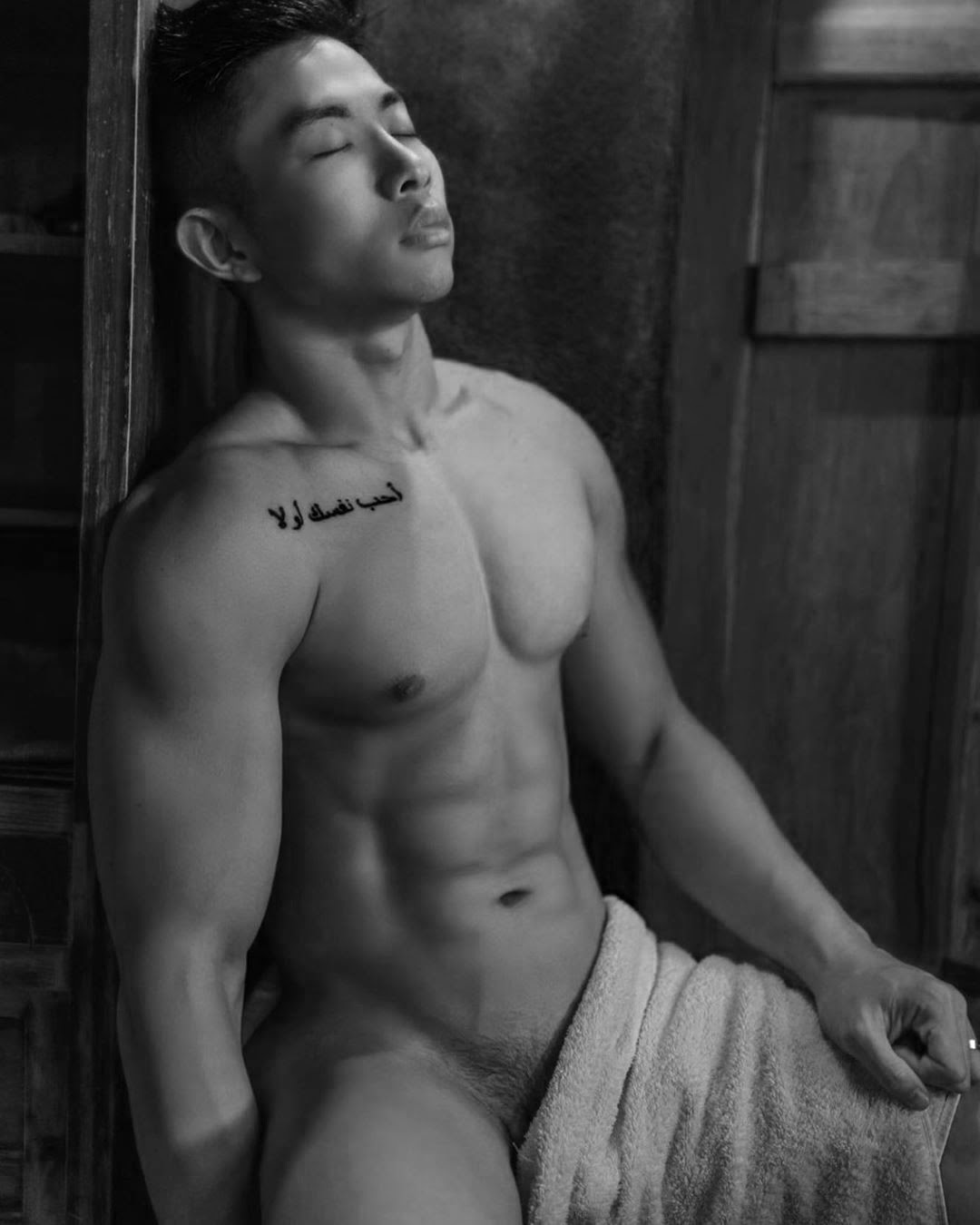Kevin (III), by AndWard Photography ft Kevin Trieu (NSFW).