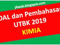 Soal Asli UTBK 2019 Kimia dan Pembahasan