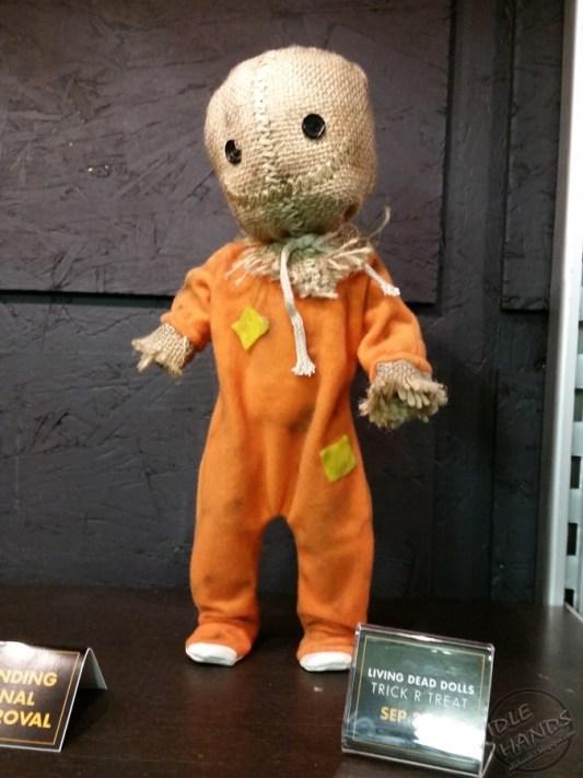 Mezco Announces Trick r Treat Sam Living Dead Doll