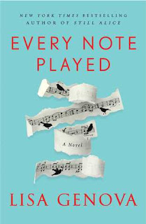 Every Note Played, Lisa Genova, InToriLex