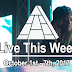 Live This Week: October 1st - 7th, 2017