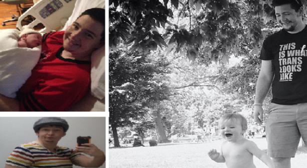 رجل يلد طفله الأول لعدم قدرة زوجته على الإنجاب شاهد بالصور .. التفاصيل كاملة
