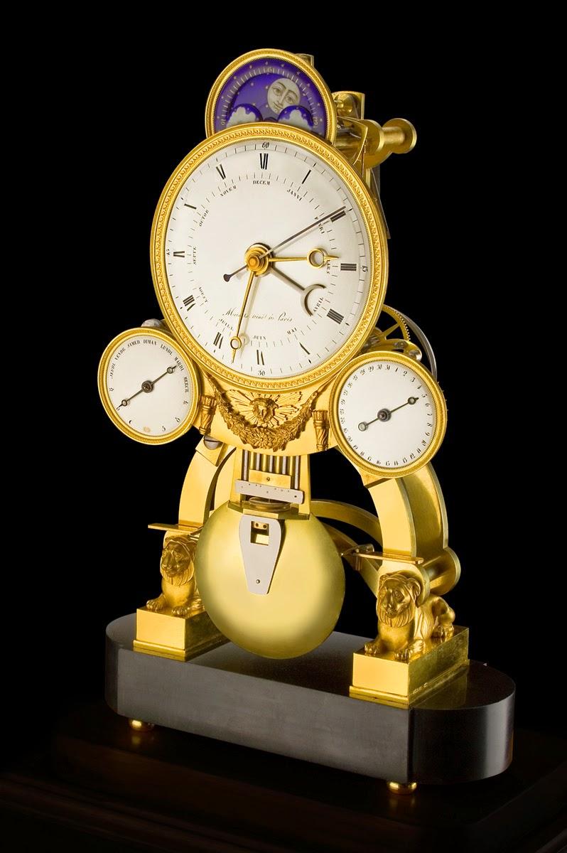 Louis Moinet debajo del reloj4