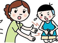 Hal yang harus dilakukan bila si kecil Diare