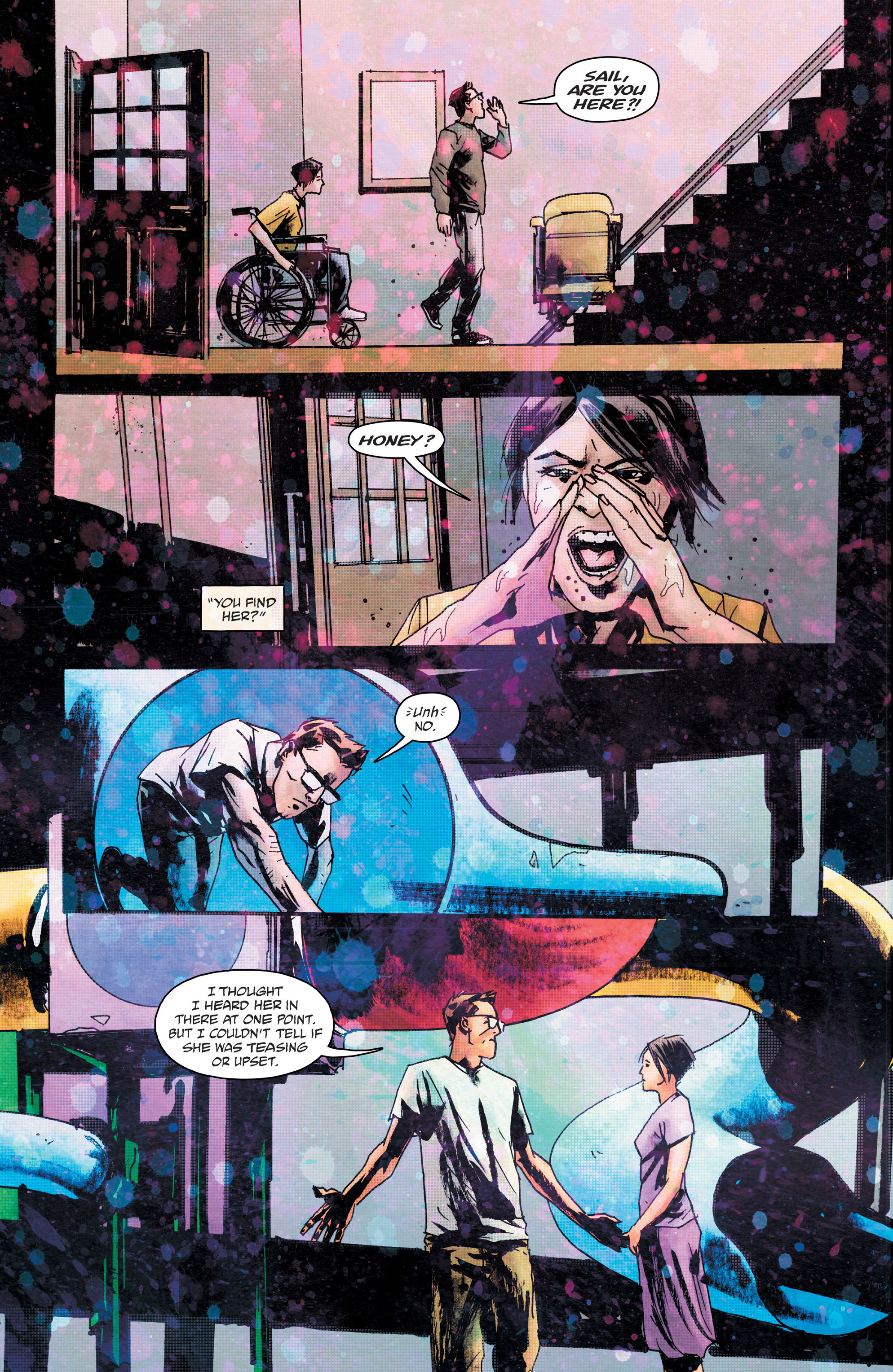 Read online Wytches comic -  Issue #3 - 20