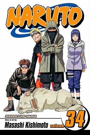 Naruto Tomo 34
