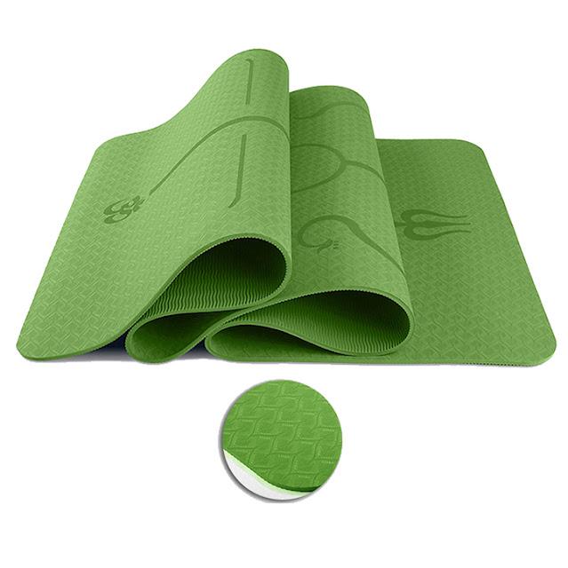 Tiêu chí khi chọn mua thảm tập Yoga