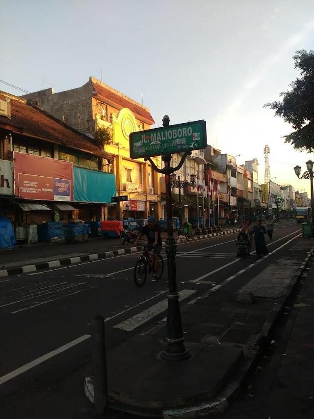 Backpackeran di Yogyakarta (Part 1)