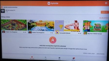 Cara Instal Aplikasi Android di  STB Indihome Tanpa Root Untuk CCTV
