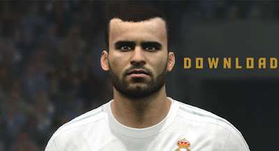 PES 2016 Jese Rodriguez face By Wygno