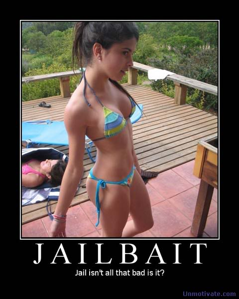 Funny jail bait
