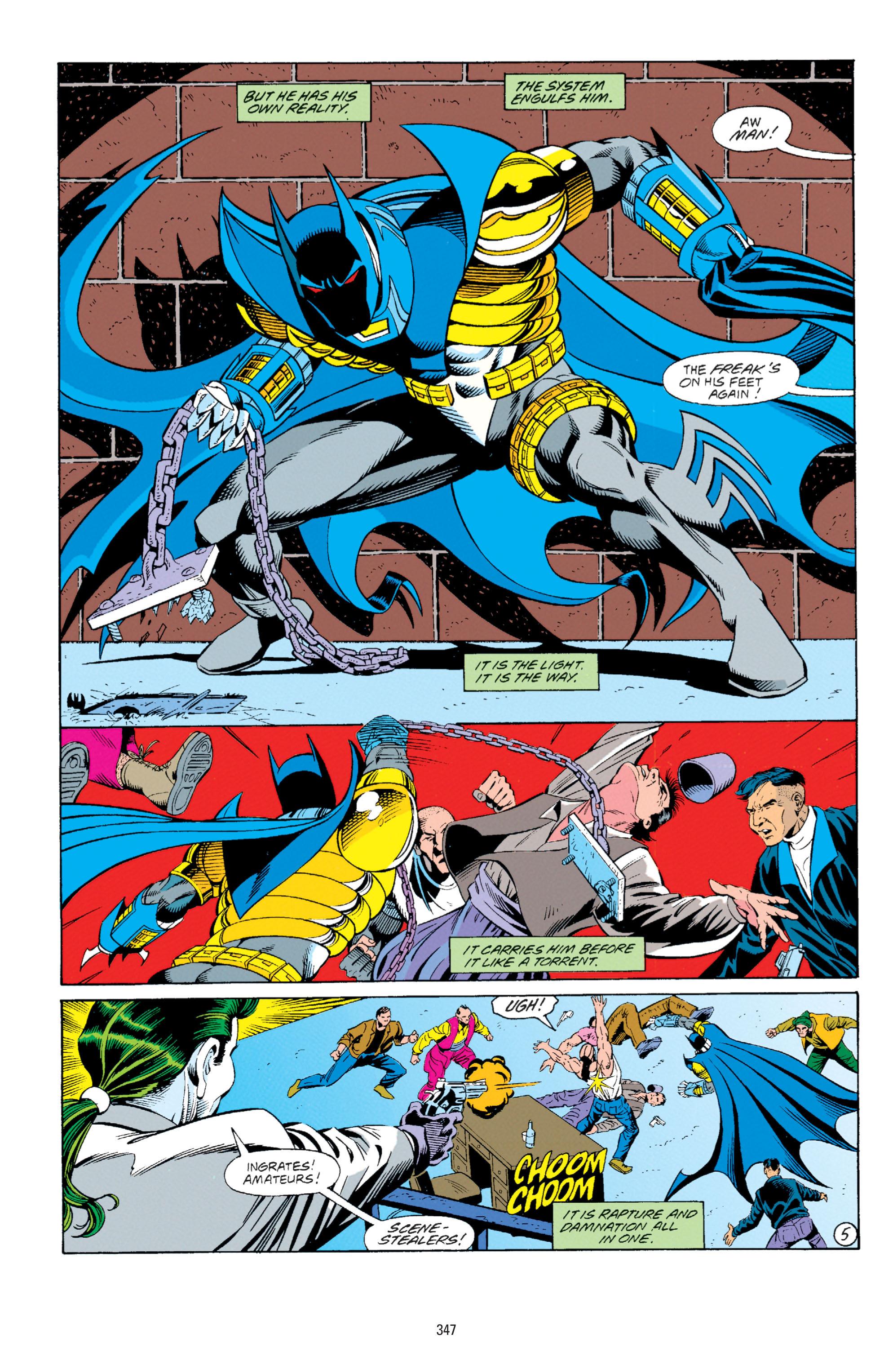 Detective Comics (1937) 673 Page 4