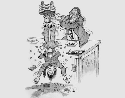 devlet, vergi, vergi sistemi, sömürü