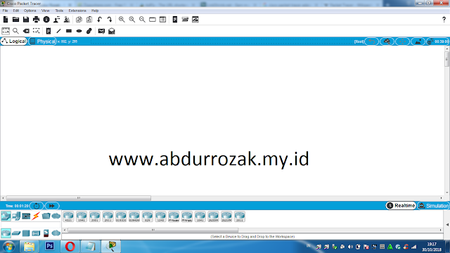 Free Download Cisco Packet Tracer 7.2 Terbaru