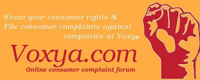 online consumer complaints