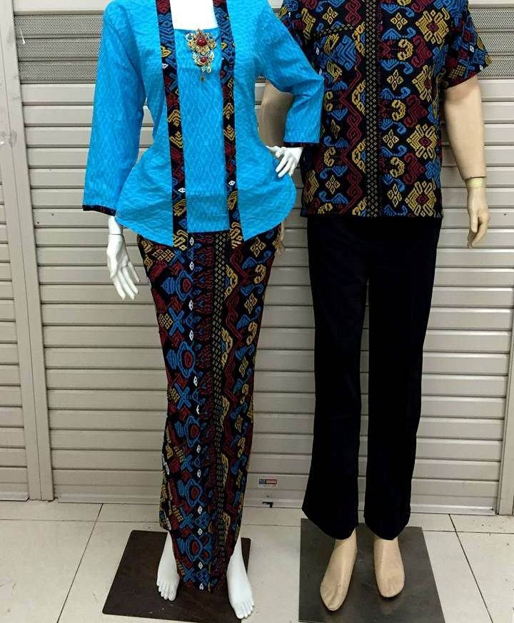 ッ 34+ model baju kebaya batik couple modern untuk kondangan terbaru