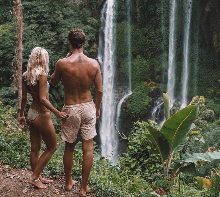 Путешественники Джек и Лорин покоряют мир Инстаграма