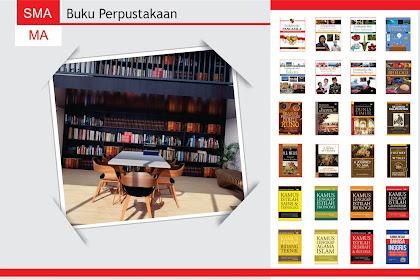 Buku  Ensiklopedia Untuk Koleksi Perpustakaan SMA dan MA