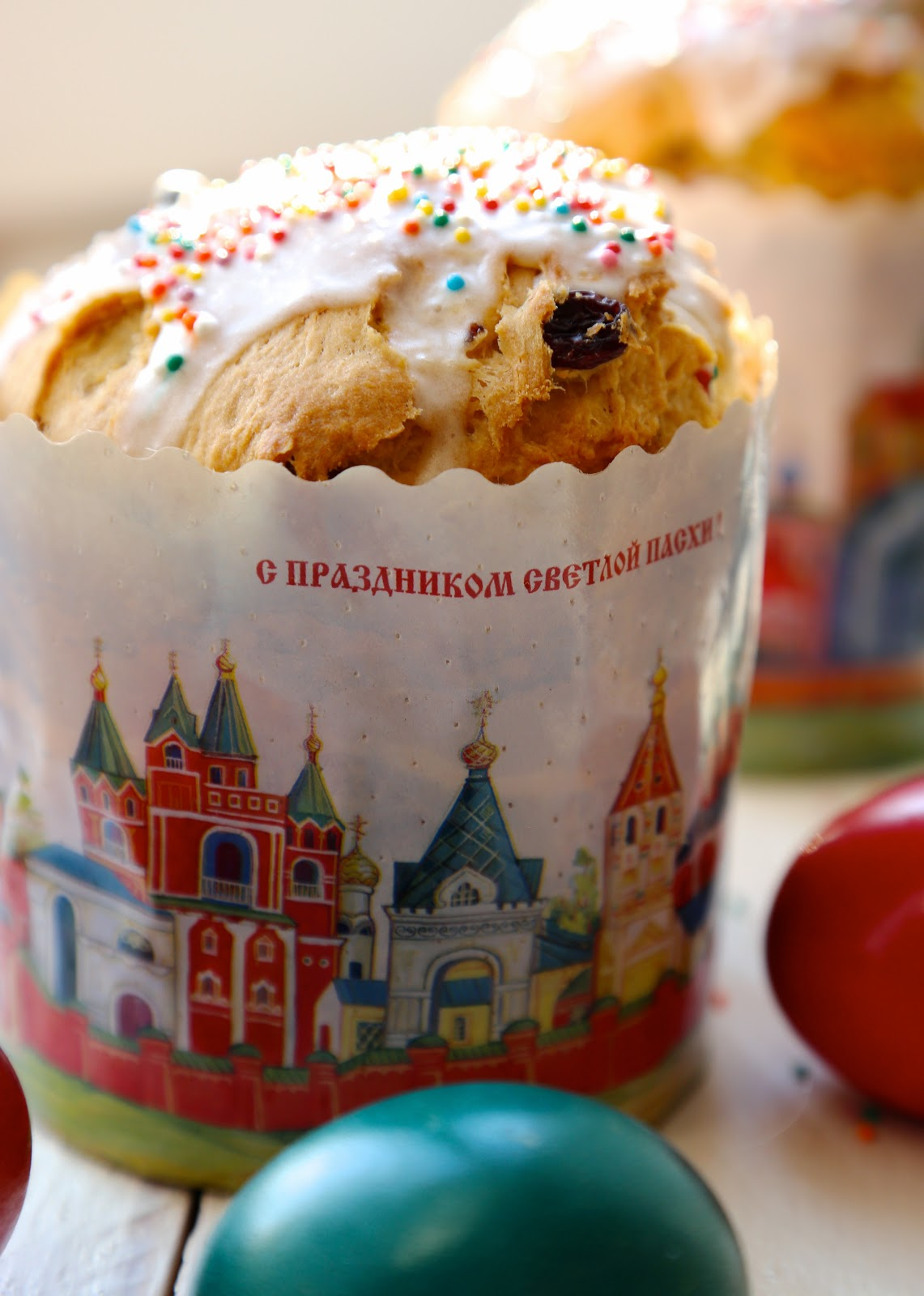 koulitch , recette russe , pâques orthodoxe , brioche