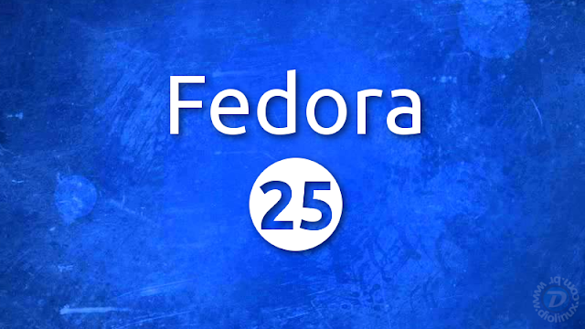 Fedora 25 Download