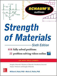 Download Schaums Outline strength of Materials by William Nash Book Pdf