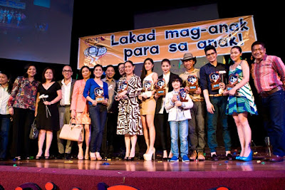 Kapamilya Winners at Anak TV Awards 2017