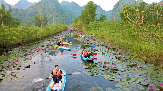 Những lưu ý khi du lịch Hội Chùa Hương