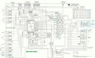 Schematic Diagrams: ONKYO HT-R960 7.1 CHANNEL HTR