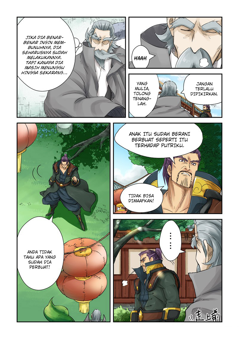 Tales of Demons and Gods Chapter 121