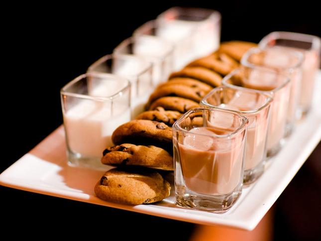 weddings trends milk and cookies belle the magazine
