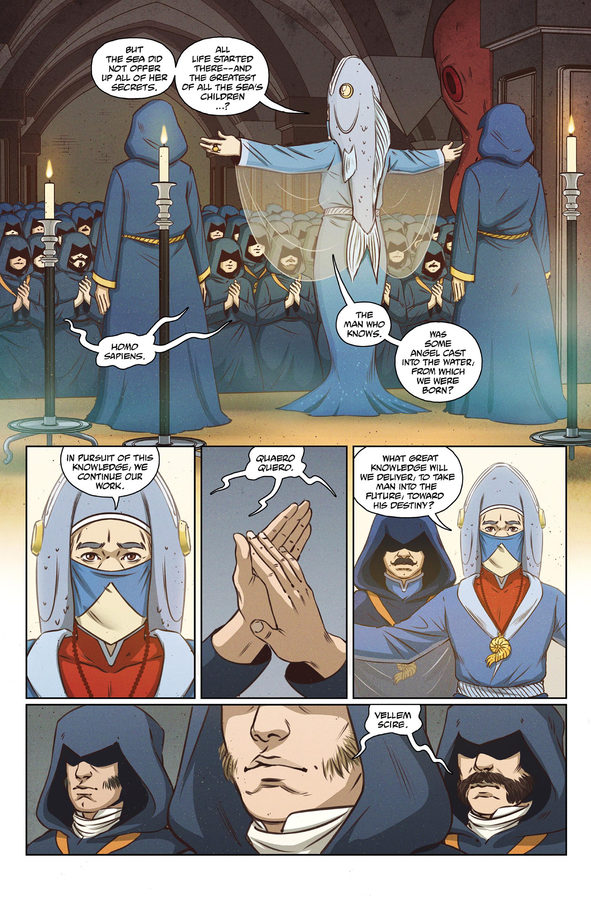 Read online Abe Sapien comic -  Issue #27 - 5