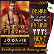 3.5 stars-- Face the Flames (Sugarland Blue #6) by Jo Davis