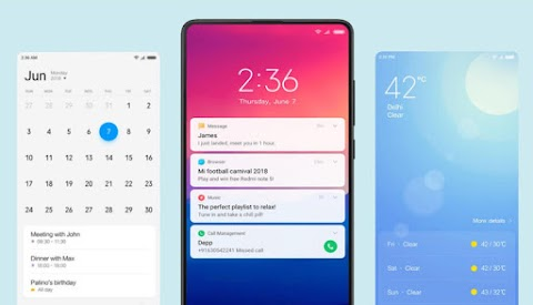 MIUI 12 new features added in Xiaomi's Android OS