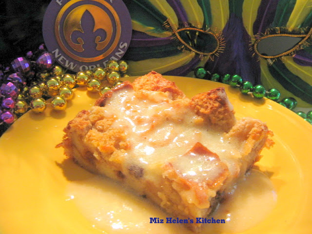 Bread Pudding (Cajun)