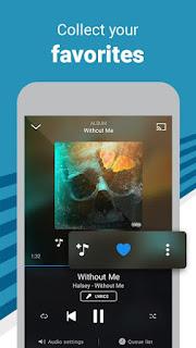 Deezer Music Player Radio v6 0 9 106 Mod APK