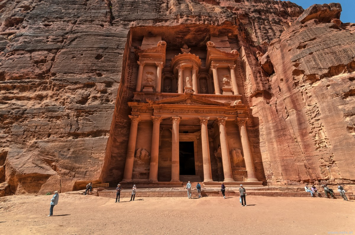 Travel places I want to see before I die Inspiration Petra Jordanien
