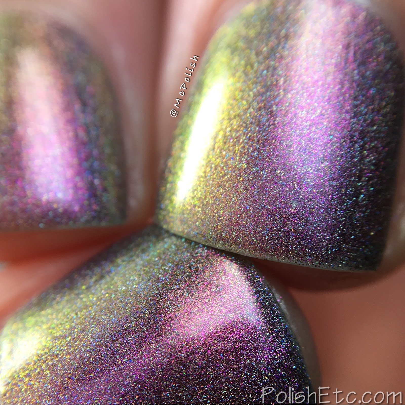Candy Lacquer - The Twilight Zone Collection - McPolish - Living Doll