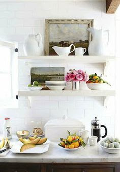 white-ironstone-kitchen