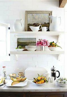 white-ironstone-kitchen