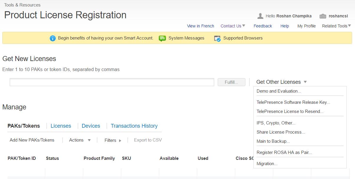 Roshan's Networking Blog: How to Get Cisco Demo / Evaluation