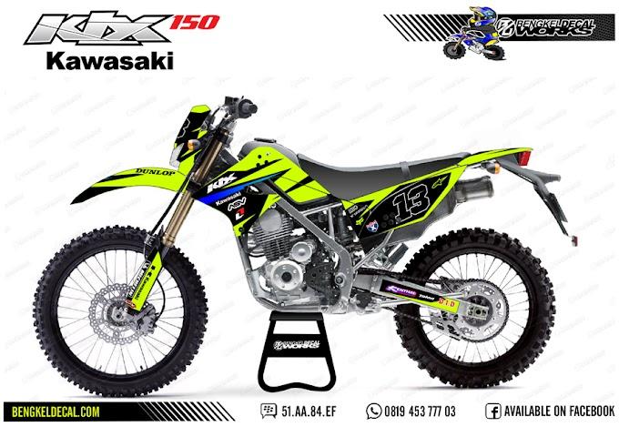 KLX 150 - ASV