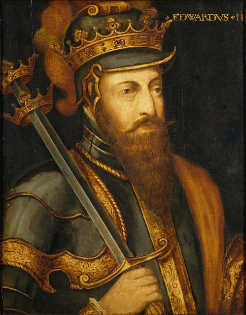 Eduardo III rey de Inglaterra 1327-1377