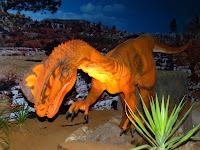 Un dinosaurio pidiendo un deseo microcuento Sir Helder Amos